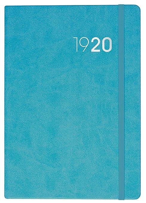 Collins Legacy 2019-2020 - Agenda (tamaño A6), color azul ...