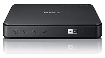 Samsung GX-SM540SM Media Box Lite HD+ Satellitenreceiver (HD+, DVB-S/-S2, HDMI, Mediatheken, Wi-Fi Unterstützung) schwarz