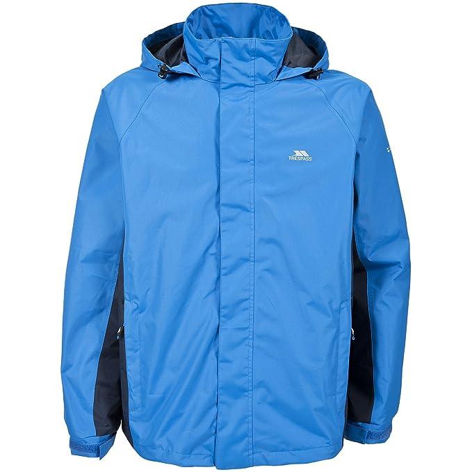 Trespass Mens Rogan II Waterproof Jacket at Amazon Mens ...