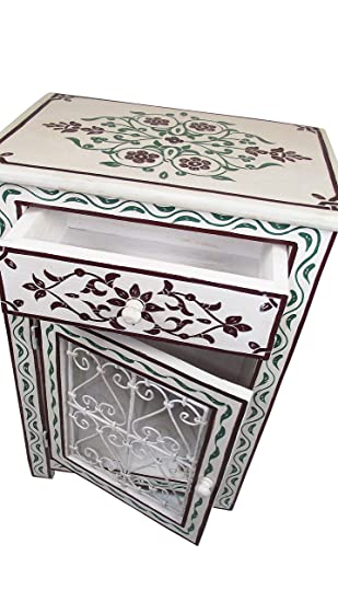 Casablanca Orient Marrakesch Mesa Consola, marroquí - Mesa ...