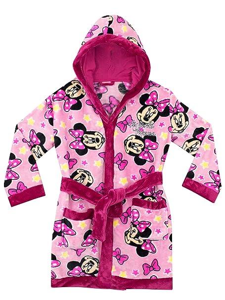 Disney Bata para Niñas Minnie Mouse Rosa 2-3 Años: Amazon.es: Ropa y accesorios