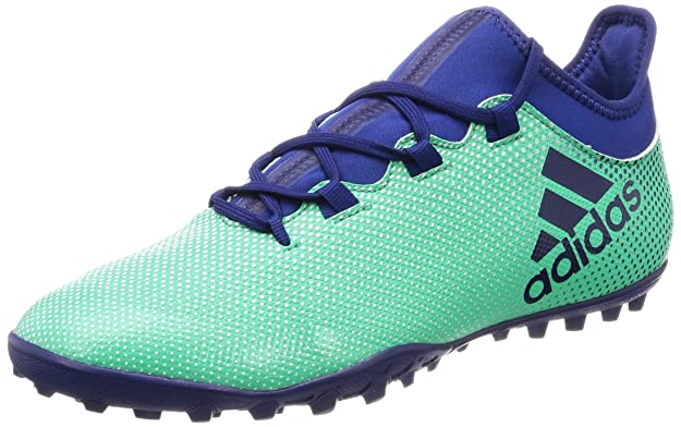 43fb9801f708 adidas Unisex Adults  Buty Pilkarskie X Tango 17.3 Tf Cp9137 Football Boots  Green  Amazon.co.uk  Shoes   Bags