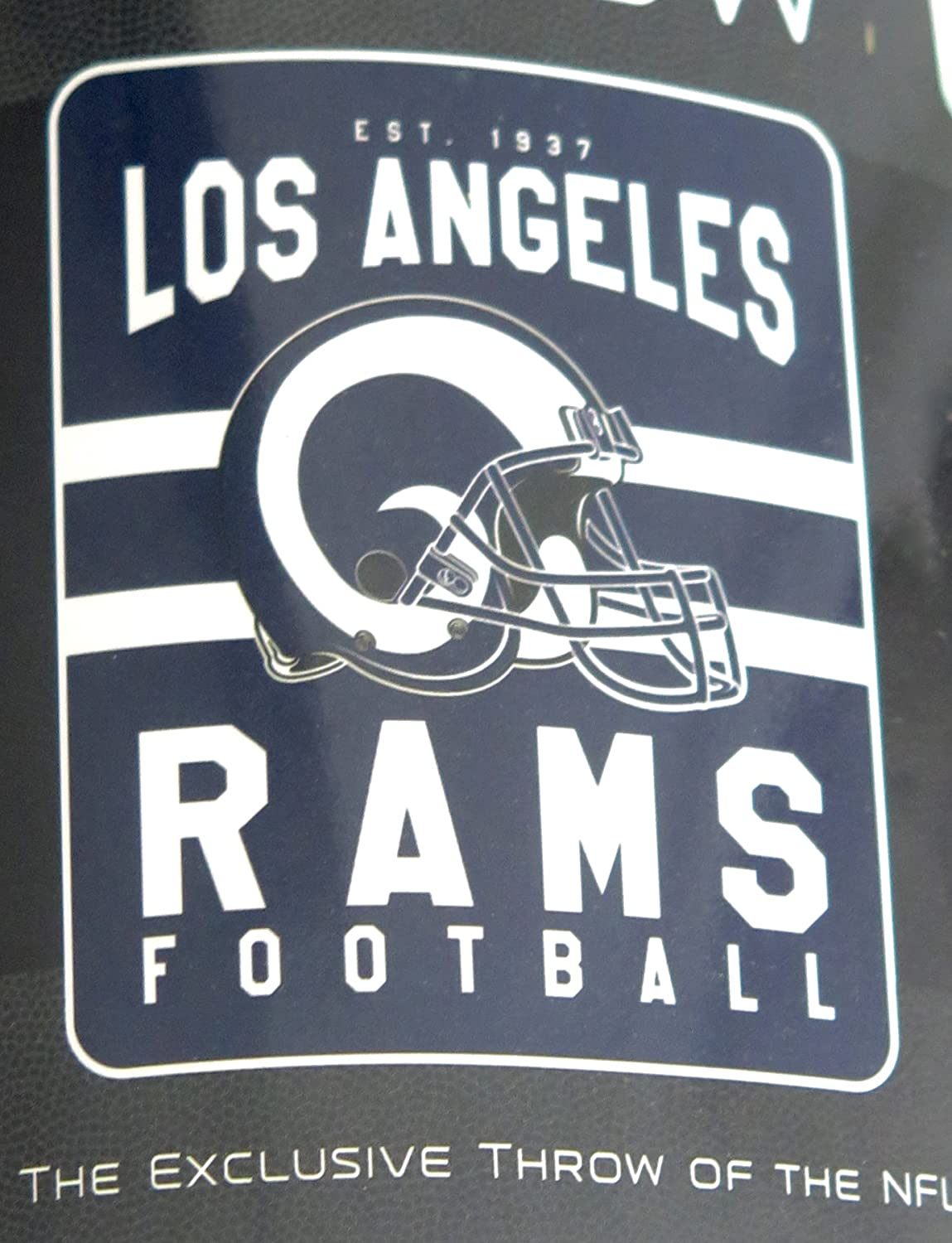 Los Angeles Rams Blanket and Tumbler Set This Soft Fleece Throw Blanket Will Keep You Warm at The Game or ar Home shopitihi gig