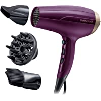 Remington D5219 Your Style Kit de Secador de Pelo, Iónico, 2300 W, Morado