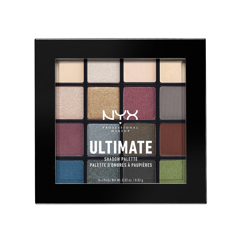 NYX Cosmetics Ultimate Shadow Palette Smokey