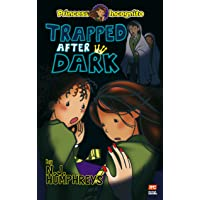 Princess Incognito: Trapped After Dark: Book 4