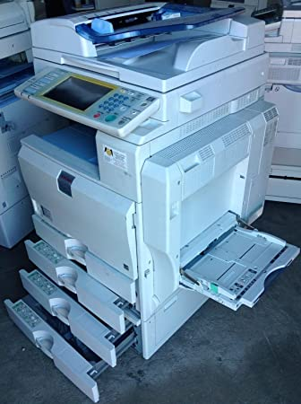 Amazon.com: Ricoh Aficio MP C5000 Color Copiadora y ...