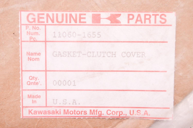 Kawasaki 11060-1655 Clutch Cover Gasket QTY 1