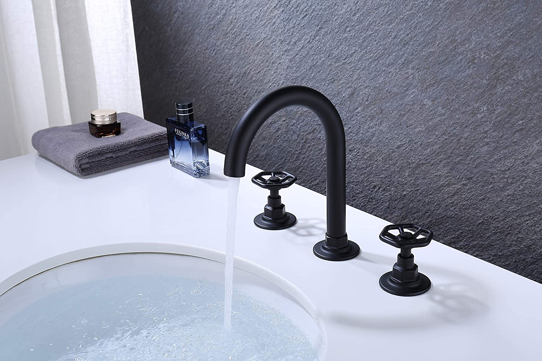 Amazon.com: RKF grifo de lavabo de baño: Home Improvement