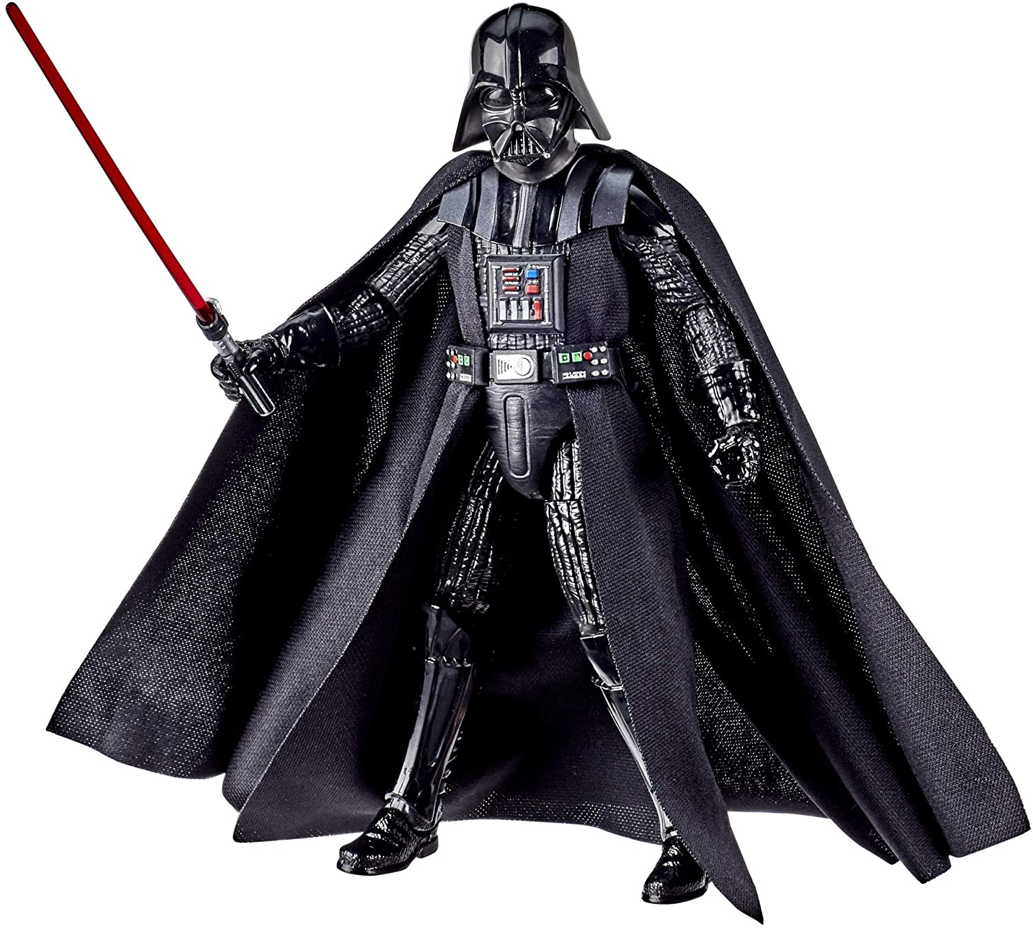 Star Wars The Black Series Darth Vader 6-Inch Scale The Empire Strikes Back 40th Anniversary Collectible Figure, Ages 4 and Up