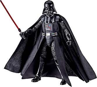 "Star Wars - The Black Series - Darth Vader 6"" Collectible Action Figure - Star Wars: The Empire Strikes Back - 40Th Anniversary - Kids Toys & Collectible Figures - Ages 4+"