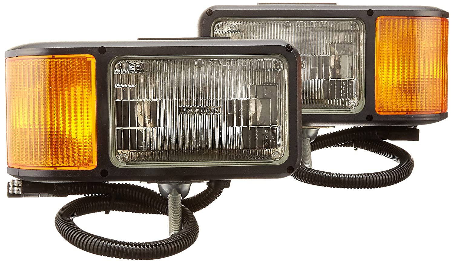 Fisher Old Style Headlight Kit With Wiring