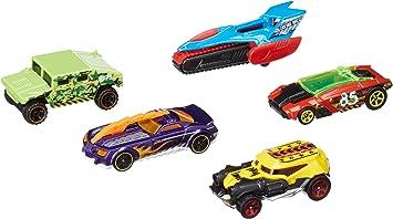 Hot Wheels 5 Paquete de regalo de Vehículos Random Surtido: Amazon.es: Juguetes y juegos