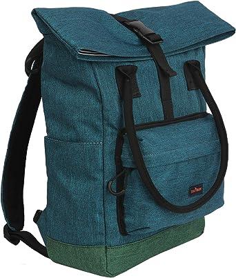 Backpack  Rucksack  Roll Top Backpack  Canvas Backpack  Canvas Rucksack  Bike bag  Bicycle bag  Rolltop Backpack