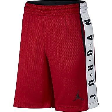vendita calda online a3338 ceede Jordan Pantaloncini Rise Graphic Basketball rosso/bianco ...