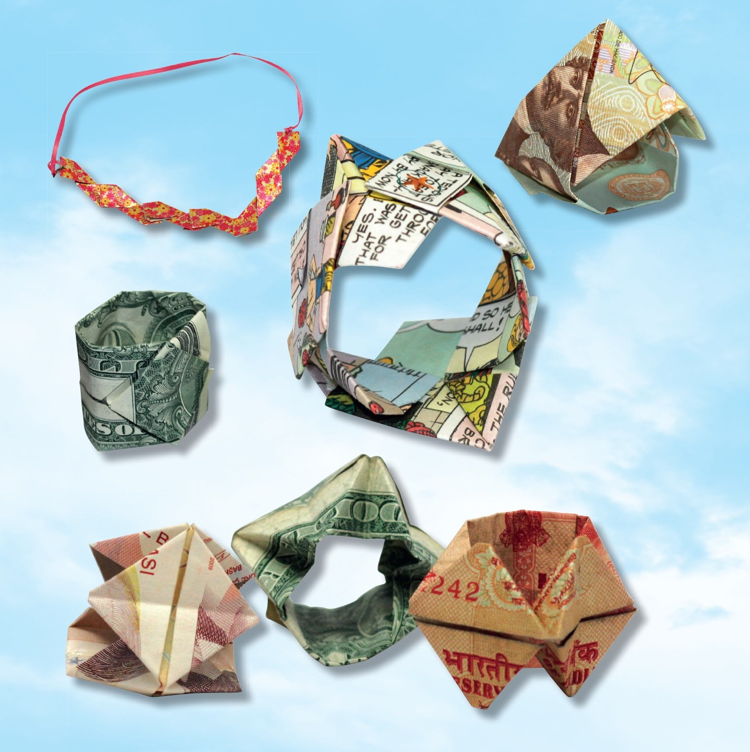 Travel Origami 24 Fun And Functional Keepsakes Central Lookup Model Diagrams Stepbystep Books With Easy Projects Make From Post Cards Maps More