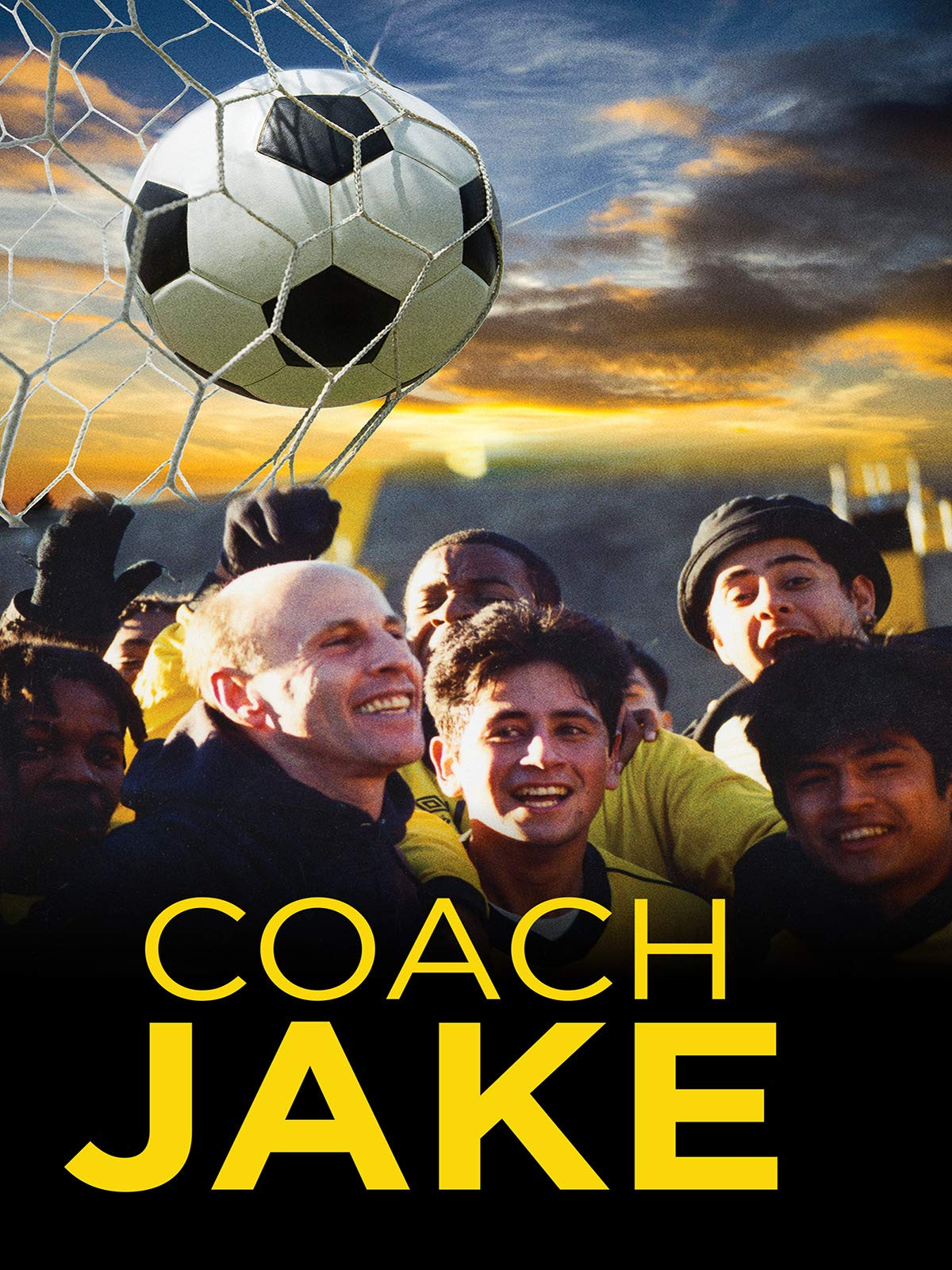 Coach Jake on Amazon Prime Video UK