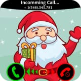 Christmas call from santa (santa fake call)