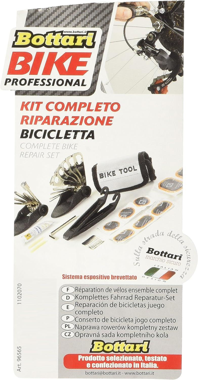 Schwarz Wartung und Reparatur und komplettes Fahrrad Reparatur-Set Bottari