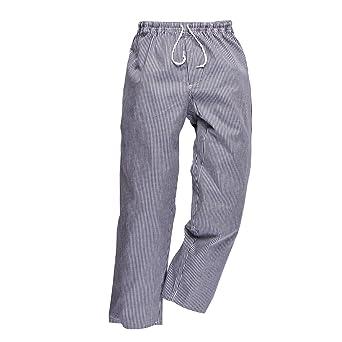Portwest C079 Pantalones Chef Bromley Color Talla Xl Amazon Es Industria Empresas Y Ciencia