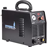 "Hyperikon Plasma Cutter 10-40 Amp, IGBT Inverter Plasma Cutter, 110V, Air Plasma Cutter, Portable DC Metal Cutter, PT-31 LG40 Cutting Torch, 1/2"" Clean Cut"