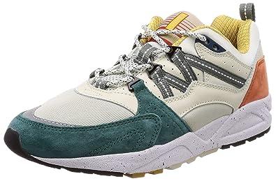 50759a692fa4e Amazon.com | Karhu Men's Sneaker Fusion 2.0 in Pelle E Nylon Beige ...