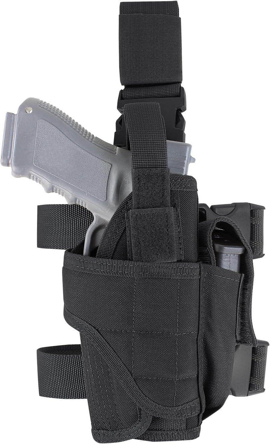 Condor Tornado Tactical, Leg Holster-Universal Drop Leg Holster