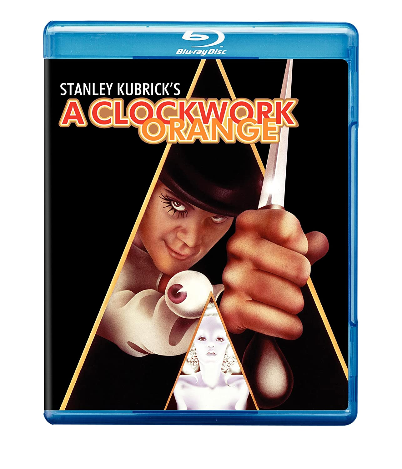 Clockwork Orange Edizione: Stati Uniti Reino Unido Blu-ray: Amazon.es: Mcdowell, Magee, Corri, Bates: Cine y Series TV