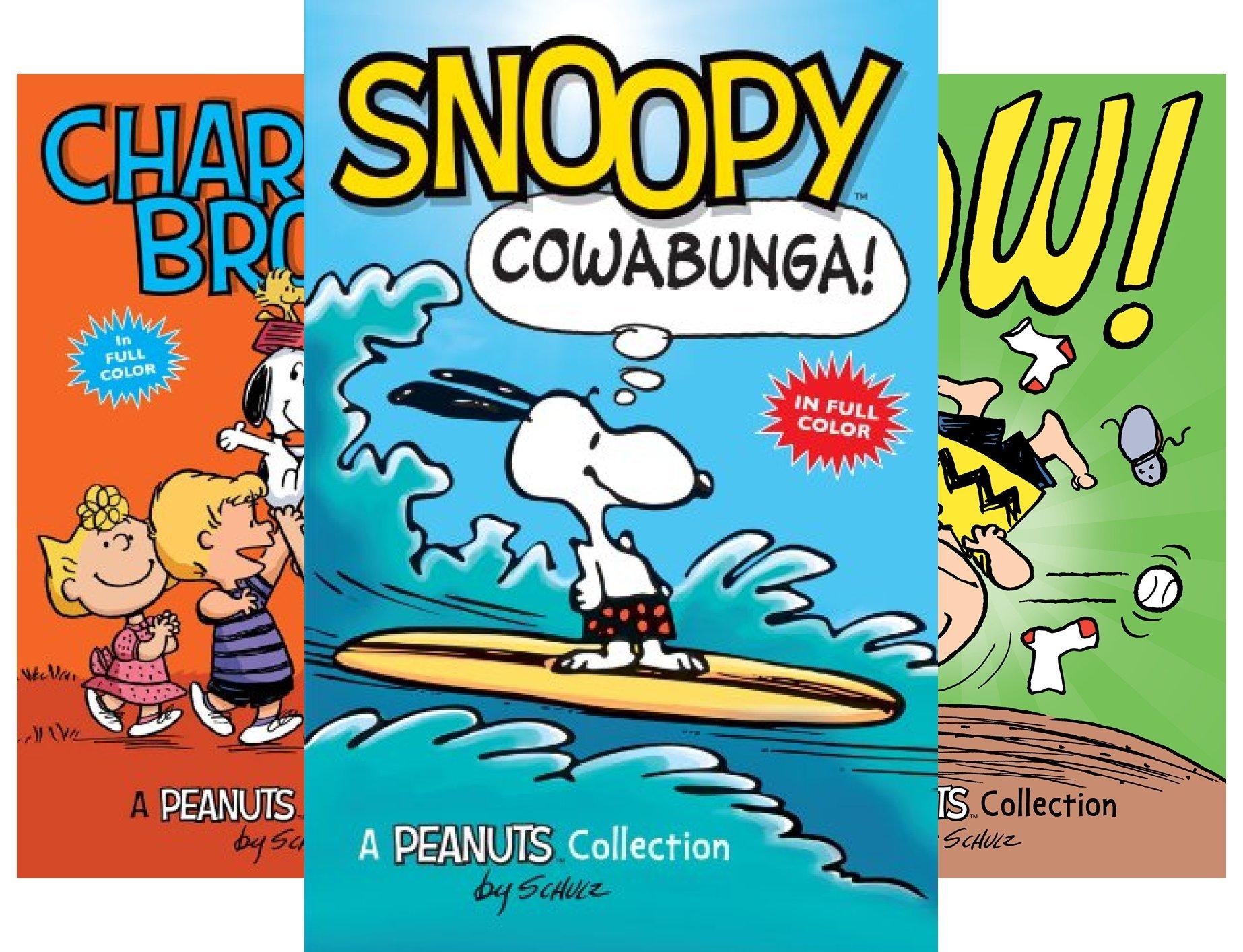Peanuts Kids (9 Book Series)