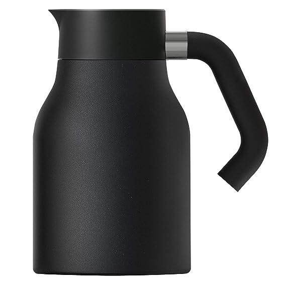 Amazon.com: Asobu Coldbrew - Cafetera portátil de acero ...
