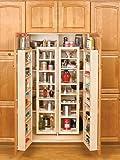 "Rev-A-Shelf 51"" Pantry Door Unit Only Organizer, Natural"