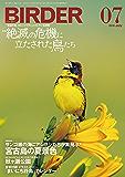 BIRDER (バーダー) 2019年 07月号 [雑誌]