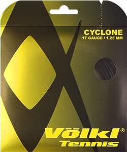 Volkl Cyclone Tennis String Black ()