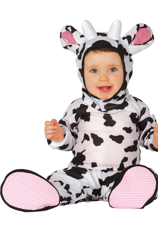 Guirca/83321.0 D/éguisement de vache pour b/éb/é taille 12-24 mois