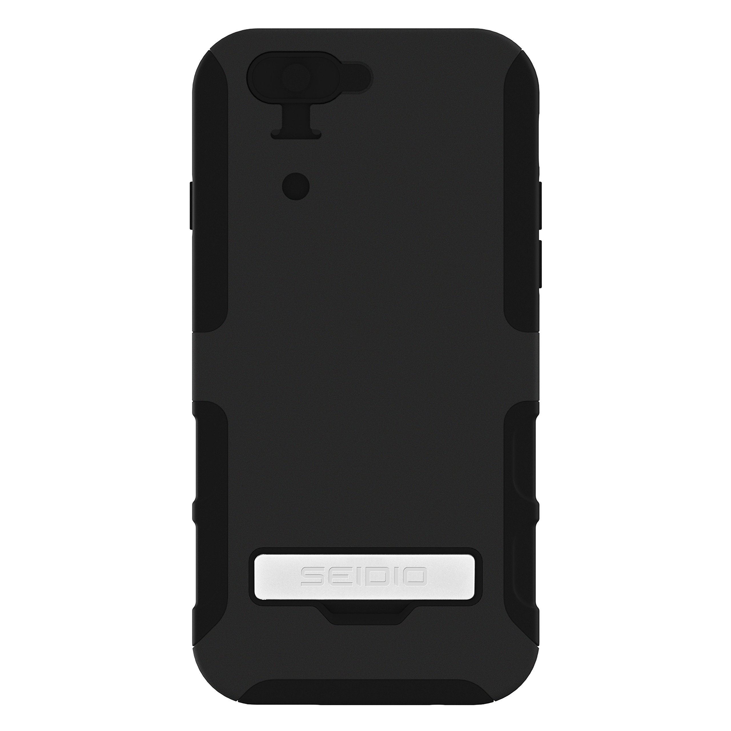 Seidio CONVERT Combo for iPhone 6 Plus - Retail Packaging - Black by Seidio