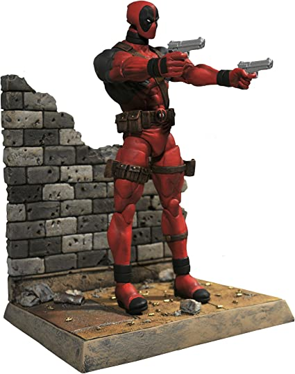 """Diamond Select Toys Marvel Legends 7/"""" LADY DEADPOOL Action Figure NEW IN STOCK"""
