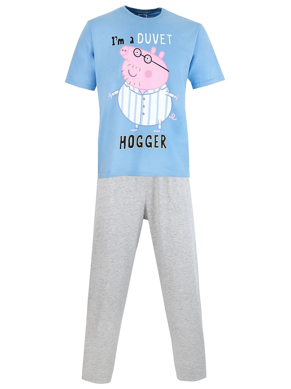 Peppa Pig pijama para Hombre Papa Pig