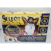 $118 » 2020-21 Panini Select NBA Basketball Retail Mega Box