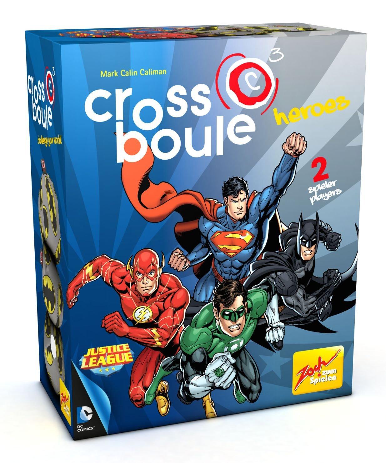 CrossBoule Heroes Batman vs. Superman: Amazon.es: Libros en ...