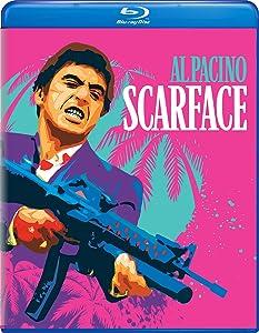 Scarface (1983) Pop Art [Blu-ray]