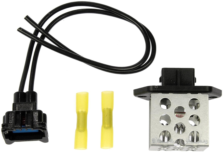81 bRUoEg3L._SL1500_ amazon com dorman 902 219 radiator fan resistor automotive  at fashall.co