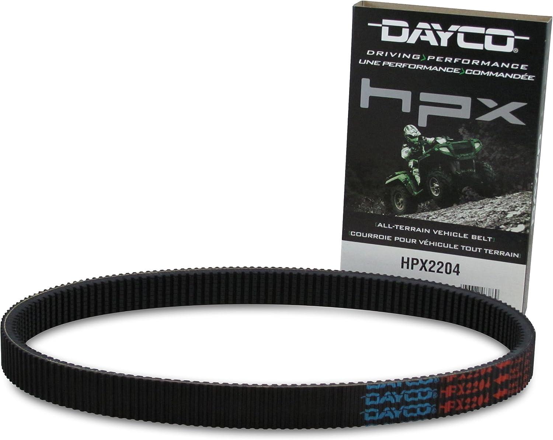 Dayco HPX2204 HPX High Performance Extreme ATV/UTV Drive Belt