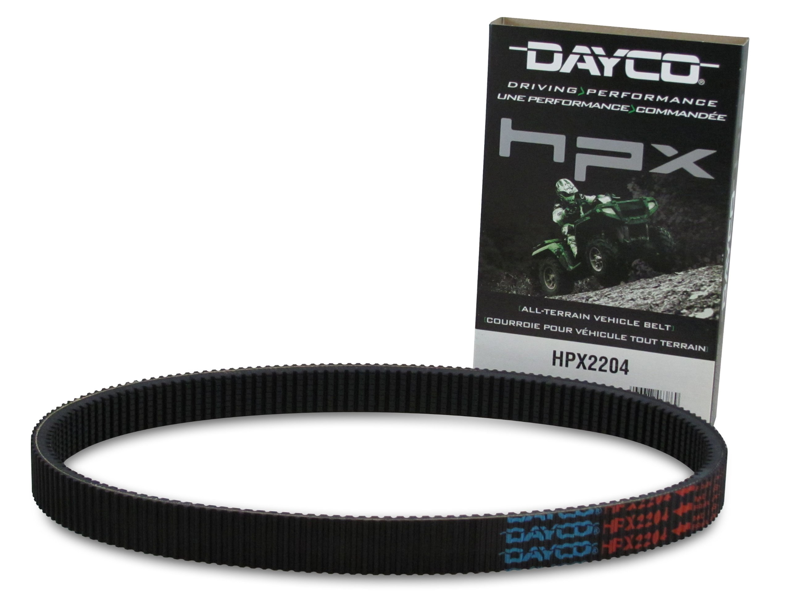Dayco HPX2204 HPX High Performance Extreme ATV/UTV Drive Belt by Dayco