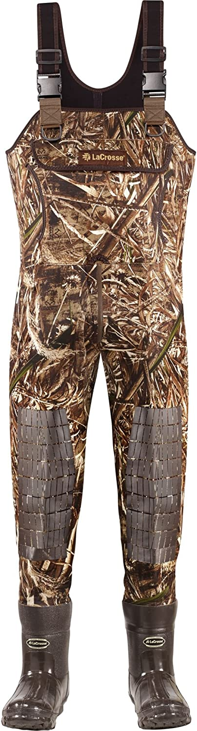 Lacrosse Super Brush Tuff Realtree Max-5 1200G Camo Wader boots 700152 ALL SIZES