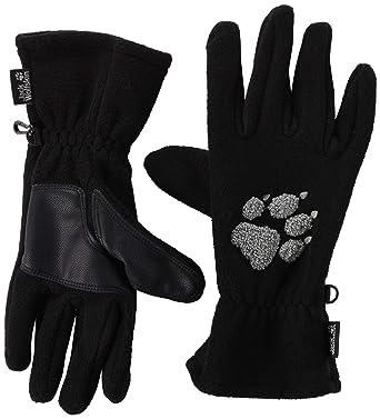 1c638b64a0528a Jack Wolfskin Damen Handschuhe Paw, black, S, 19615-600002