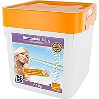 Steinbach Poolchemie Quattrotabs, 200 g langsamlöslich, 5 kg, Desinfektion, 0752605TD02