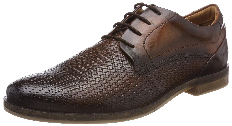 Bugatti 312173031100, Zapatos de Cordones Derby para Hombre