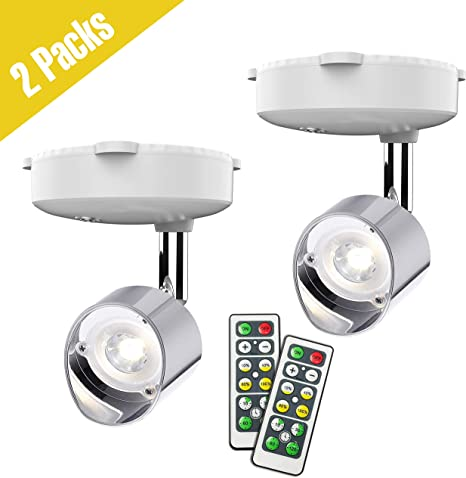 Lamp For Pictures Battery Operated Wall Art LED Light Artwork Diploma Lighting