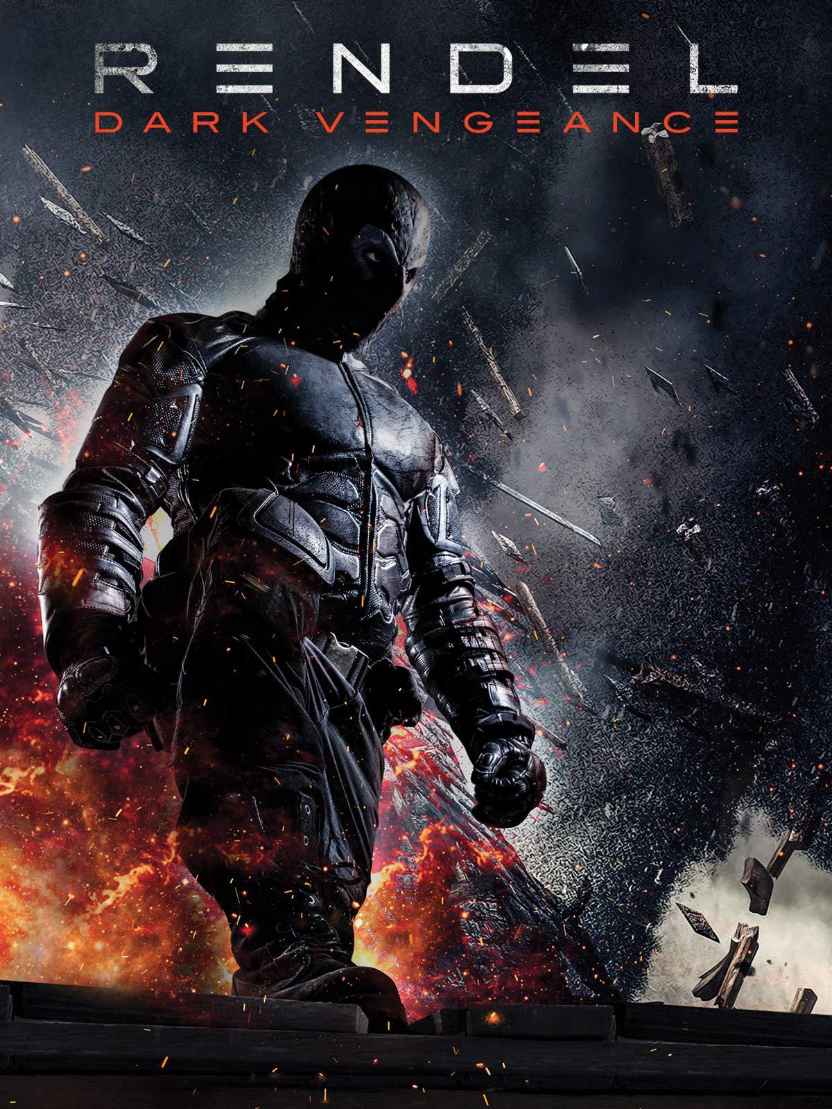 Amazon.com: Rendel: Dark Vengeance: Kristofer Gummerus, Rami ...