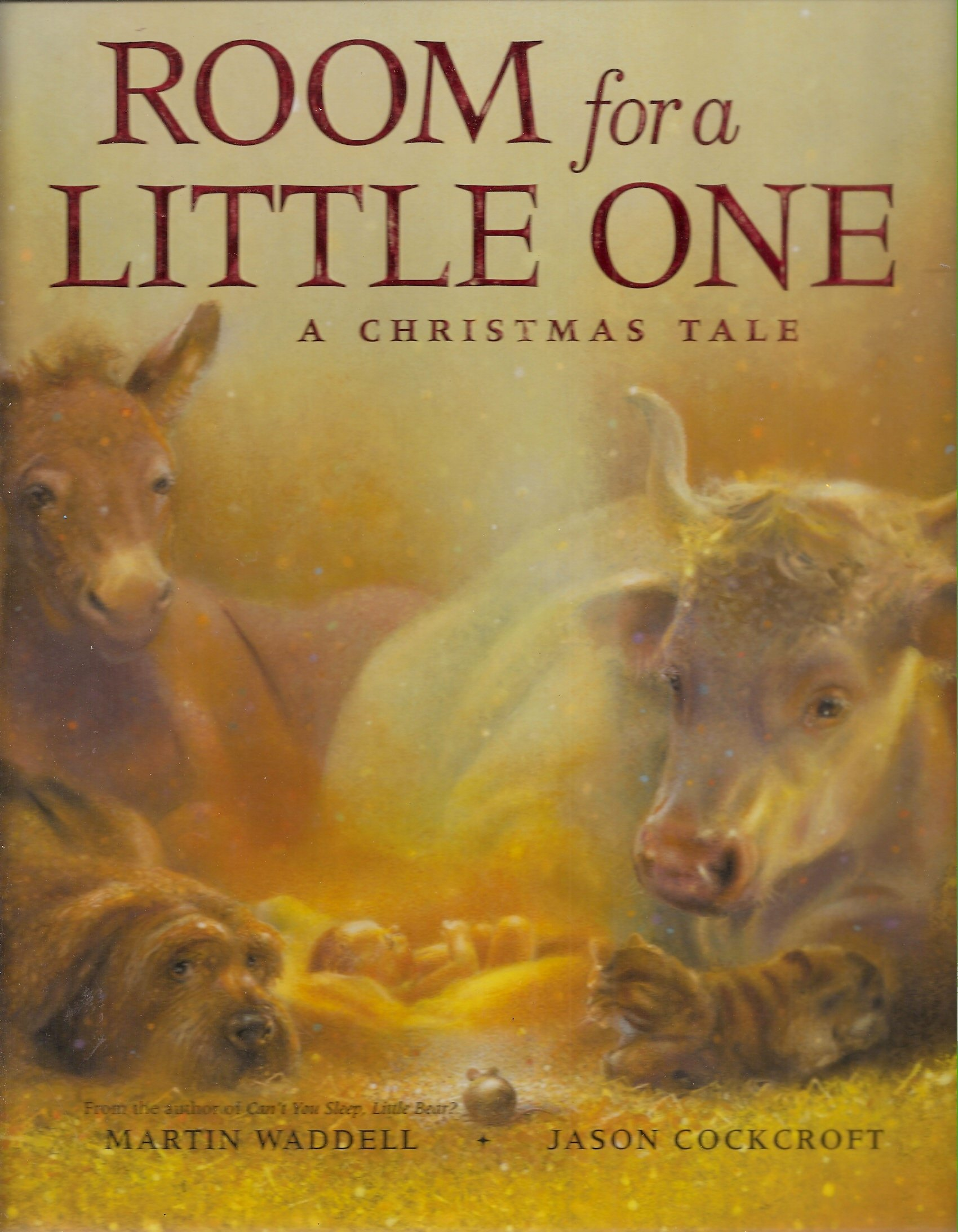 Room For A Little One A Christmas Tale By Martin Waddell